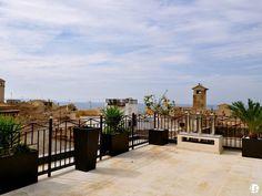 Impresionante casa recién reformada con fantásticas vistas en el centro de Palma