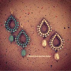 What is your favorite?  #earrings #ohrringe #jewelry #handmadejewelry #selbstgemacht #diy #swarovski #swarovskicys #swarovskibeads #miyuki #miyukibeads #japan #beads #beading #pearl #perlen #perlenohrringe #jade #white #love #happy #beautiful #passion #amore #liebe #perlenliiiebe #frankfurt #ffm