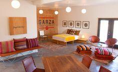 Jamey Garza's New Furniture Showroom - NYTimes.com
