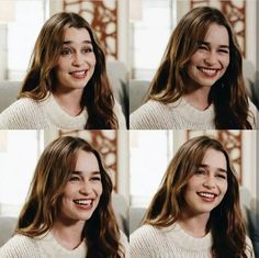 my cutie baby 🌈 . Emilia Clarke Daenerys Targaryen, Beautiful Celebrities, Gorgeous Women, Beautiful People, Ec 3, Emelia Clarke, Hollywood, Mother Of Dragons, Game Of Thrones
