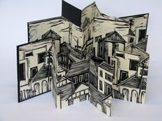 Kathy Fahey / Works / Artist Books - Her Artist Books are just wonderful!