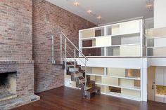 Split Level Home Remodel Ideas   Bedroom, Modern Staircase Split Level Loft Design 01: Small Area That ...