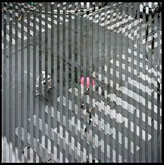 Las intermitencias de la vida de Isabel M. Martínez en nuestra #FotodelDia (perteneciente a la serie Quantum Blink)