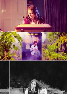 Amy Pond + The Doctor