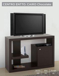 Muebles Home, Six Drawer Dresser, Tv Wall Design, Drawers, Furniture Design, Wood, House, Chocolate, Mini