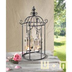 """Windlicht """"Romantik Pavillon"""""""