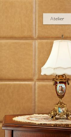 Specialties Collections - NappaTile™ Faux Leather Wall Tiles