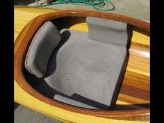 Making a Custom Kayak Seat - YouTube