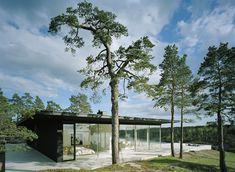 Sommarhus i Överby på Värmdö av JRN Arkitekter