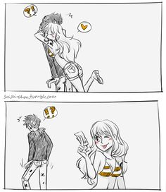 Straw hats show affection to Law - Trafalgar D. Water Law and Nami One piece
