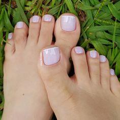 Dicas para fazer unhas francesinhas perfeitas Pretty Nail Colors, Pretty Nails, Gorgeous Feet, Beautiful, Manicures, Nail Art, How To Make, Beauty, Amanda