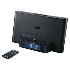 I'm learning all about Sony Speaker Dock for iPod/iPhone - Black (ICFCS15IPBLKN) at @Influenster! @Sony