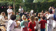 Yay! Kinderfestival in Rotterdam.