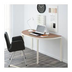 Konferenztisch Ikea bekant konferenztisch schwarzbraun weiß konferenztisch ikea und