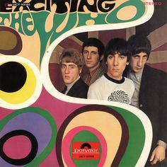 The Who -Exciting! I've never seen this Single before.;