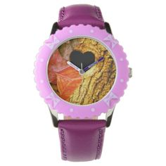 Your Custom Bezel with Purple Ribbons