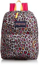 mochilas jansport de leopardo de colores - Buscar con Google