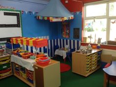 20140420 223924 Faraway Lands Summer 1, new role play and classroom layout