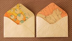 Novos envelopes by Zoopress studio, via Flickr.