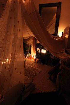 You Can Even Give Your Cozy Little Cinema Vaulted Ceilings