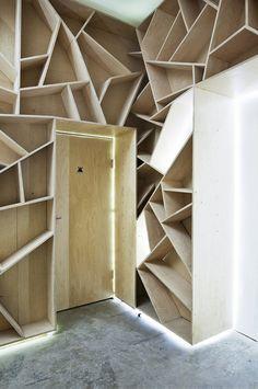 , Владивосток, КонкритДжангл ConcreteJungle #bookshelves