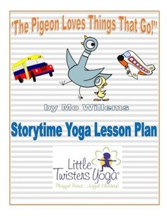 Yoga+ Storytime! LOVE IT! Free lesson plan for pre-k through 2nd grade