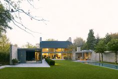 villa rotonda by bedaux de brouwer architecten, goirle, the netherlands