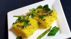 In today's times, there are lots of Instant Mix packs, but nothing can beat the traditionally prepared Gujarati Dhoklas, Mother's recipe b...