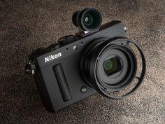 Nikon Coolpix A Decorations