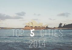 TOP 5 CITIES – 2014 EDITION