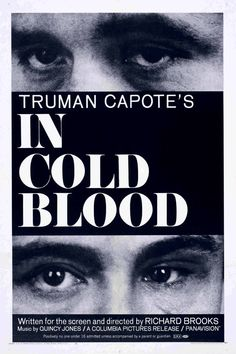 """""""In Cold Blood""""....more great true crime from an even greater writer."""