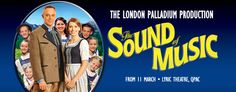 The Sound of Music in Brizzy in 2016 QPAC soundofmusicau: PRESALE Tickets for Brisbane: http://www.qpac.com.au/specials/index.aspx/ed7efd8e?sf38654953=1&utm_content=buffer9e51f&utm_medium=social&utm_source=pinterest.com&utm_campaign=buffer