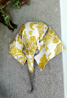 Shop our collection of textile hunting trophies. These unique trophy-style designs feature African animals including Antelope, Elephant, Giraffe and Zebra. Handmade in South Africa from hand-printed fabrics and organic materials. Hand Printed Fabric, Printing On Fabric, Giraffe, Elephant, African Jewelry, African Animals, Craft Stores, Jewelry Crafts, Textiles