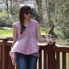 Top Noémi _ Anna Rose patterns