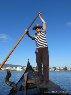 California – Gondola Cruises in Long Beach. Ride in an authentic Venetian gondola while being serenaded in Italian. Perfect for families or couples. Travel Articles, Travel Tips, Travel Destinations, Serenade Of The Seas, Life Is A Journey, Over The Moon, Northern California, So Little Time, Spring Break