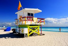 Miami Beach has been famous for year round sun and fun. Also known as the American Riviera, Miami Beach is more than just sandy beaches and. Miami Beach, South Beach, Visit Florida, Miami Florida, Florida Beaches, Usa Miami, 5am Club, Road Trip, Destinations