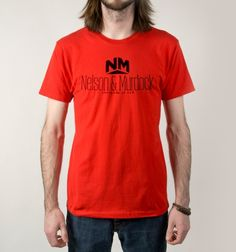 Nelson & Murdock T-Shirt - Daredevil T-Shirt is $12 today at Busted Tees!