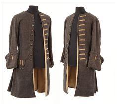 Pirate Frock Coats | Coat Pant