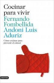 #LEER El chef Andoni Luis Aduriz de Mugaritz publica un libro sobre nutrición para prevenir el cáncer