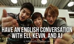 Find images and videos about english, bucket list and u-kiss on We Heart It - the app to get lost in what you love. U Kiss, Love K, Just So You Know, Jaejoong, Jyj, Kpop, 2ne1, Tvxq, Clowns