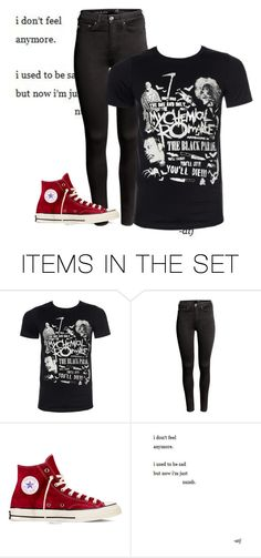"""""""sometimes you got to bleed to know"""" by frerardforever ❤ liked on Polyvore featuring art"""