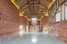 Church Hill Barn, Newmarket, 2016 - David Nossiter Architects