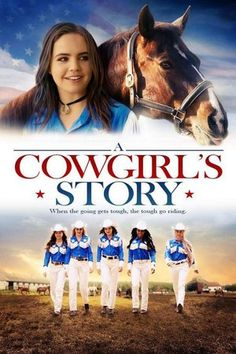Movie : A Cowgirl's Story Language : English Genre : Family Director : Timothy Armstrong Writer : Timothy Armstrong Stars : Bailee Madison, Chloe Lukasiak, Pat Boone Release : 18 April 2017 Bailee Madison, Streaming Movies, Hd Movies, Movies To Watch, Movies Online, Movie Film, Hd Streaming, Películas Hallmark, Hallmark Movies