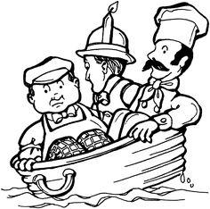Free Printable Nursery Rhymes Coloring Pages For Kids Coloring Book Pages, Coloring Pages For Kids, Nursery Rhymes Games, Clip Art, Mother Goose, Little Pigs, Preschool Art, Digi Stamps, Line Drawing