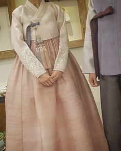 Our haute couture, beautiful The Dan Hanbok. Made just for you, for your special day. Korean Traditional Dress, Traditional Dresses, Hanbok Wedding, Wedding Dress, Modern Hanbok, Korean Dress, Couture Collection, Korean Fashion, Dress Outfits
