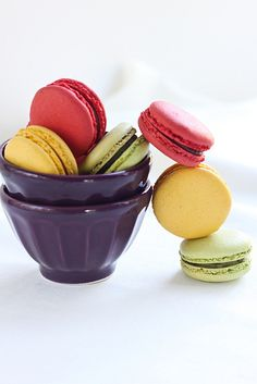 Thanks for gazing upon these pretty macarons! Feel free to like, repin, or comment.