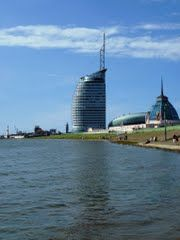 Klimahaus, Bremerhaven - Mom's home town