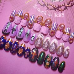 Nails Design Short Winter Ideas For 2019 How To Do Nails, My Nails, Kawaii Nails, Nails 2018, New Nail Art, Super Nails, French Nails, Nail Inspo, Nail Tips