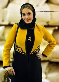 How Iran's Young Women Are Using Fashion To Influence Politics . Iranian Women Find Stylish Ways to Abide by the Government's Strict Dress Code Hijab Fashion, Girl Fashion, Fashion Dresses, Fashion Design, Iranian Women Fashion, Islamic Fashion, Women In Iran, Persian Girls, Persian People