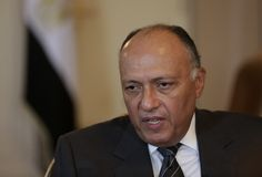 Sameh Shoukry praises Egyptian Eritrean relations and described it with historical and tied